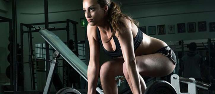 Bodybuilding for women