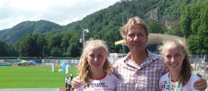 Erste Einzelmedaille für Christine Vollmer bei den Süddeutschen Meisterschaften in Koblenz