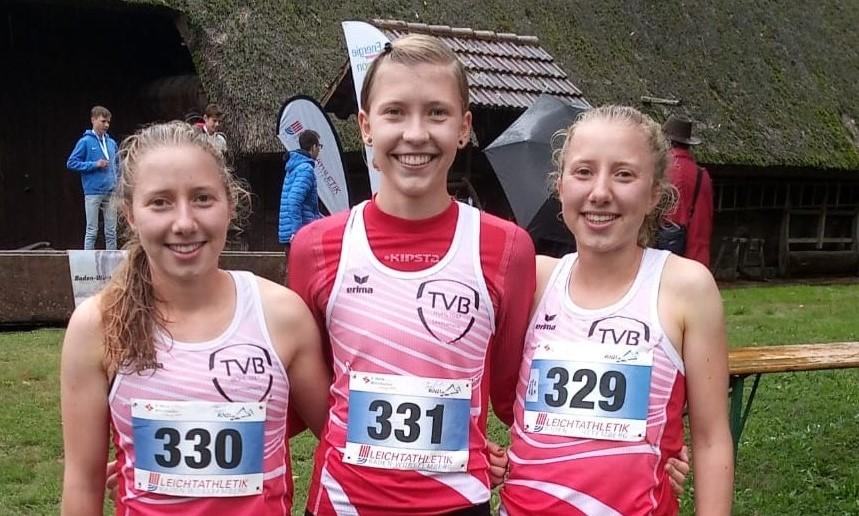 Läuferinnen und Läufer vom TV Bühl endlich wieder am Start